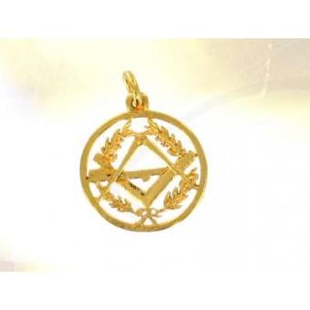 Médaille maçonnique or