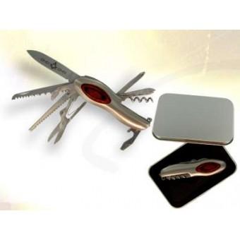 Couteau multi fonction - Chaine d'union