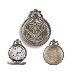 Reloj hombre masónico