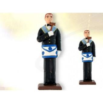 Senior Warden - masonic figurine