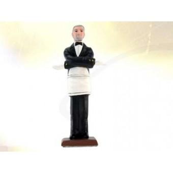 Figurine maçonnique CH.UNION apprenti
