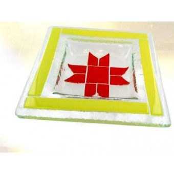 Templar pin tray ashtray