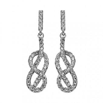 Masonic silver necklace