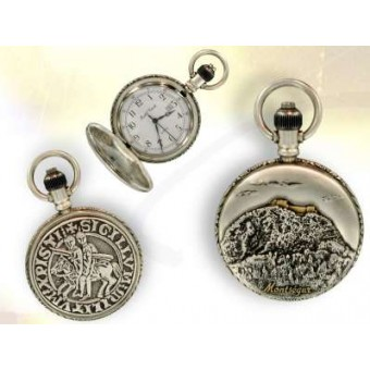 Reloj cataro templario