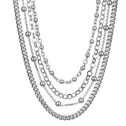Silver Masonic Chain